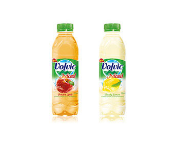 Volvic Work Samples